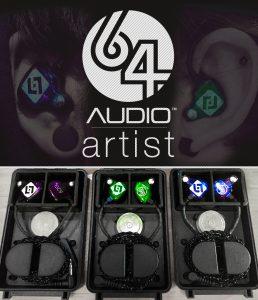 64 audio artist